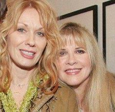 Nancy Wilson of Heart Stevie Nicks of Fleetwood Mac  Women of Rock