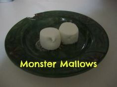 Hands-On Wednesday: Monster Mallows