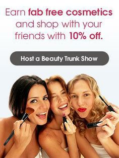 Check out the new Motives site, so many awesome updates!! =>Host a Motives Cosmetics Beauty Trunk Show