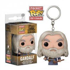 Porte Clés Pocket POP LOTR Gandalf