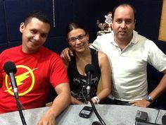 Richard Figueroa, Sara María López y Hernán Darío Hernández, conforman el equipo de contacto Valle que cada domingo lleva hasta los hogares Bugueños y Vallecaucanos los mejores contenidos de la radio. Escúchenos de 10:00 AM a 12:00 M en Voces de Occidente desde Buga, Colombia.