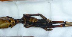 Focus.de - Ufologe sicher: Rätselhafte Mumie ist ein Außerirdischer - Ungewöhnliches Wesen entdeckt