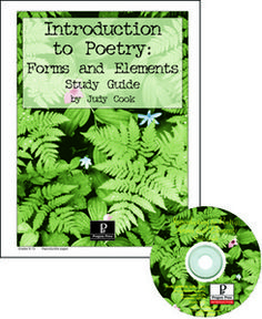 Progeny Press - Introduction to Poetry: Forms and Elements - Study Guide, $21.99 (http://stores.progenypress.com/introduction-to-poetry-forms-and-elements-study-guide/)