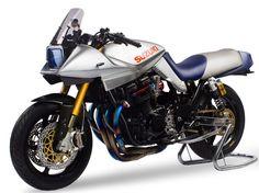 GSX1100s 001 1982 GSX1100s Suzuki Katana