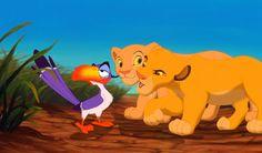 The Lion King, a Disney movie Lion King Timon, Simba And Nala, Disney Lion King, The Lion King 1994, Lion King Movie, Bambi, Best Disney Songs, Lion King Quotes, Young Simba