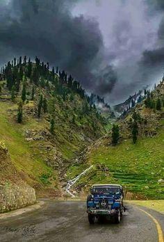 Stunning Beauty of Kaghan valley Pakistan