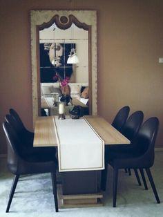 Modern dinnig room