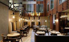 INSIDE THE LAVISH & INDUSTRIAL PURO HOTEL IN GDANSK, POLAND