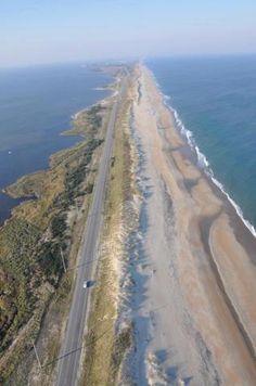 Outer Banks of North Carolina