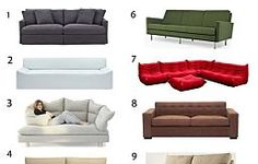 The Best Comfortable Couches for Seriously Lazy Lounging