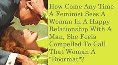 Doormat? Or Wife?