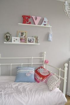 Piepschuim letters kinderkamer decoratie on pinterest nursery letters - Decoreren van een kamer ...