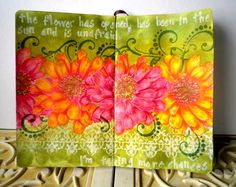 Zinnia Mask-erade by Misstreez - Cards and Paper Crafts at Splitcoaststampers