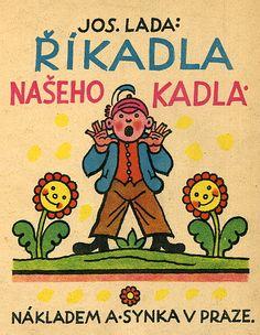 The Genius of Josef Lada Slovak Language, Children's Book Illustration, Illustrations, Childrens Books, Folk Art, European Countries, Lettering, Comics, History