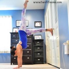 Handstands 101: Building Your Foundation
