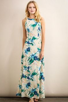 Love and Blooms Maxi Dress - ShopLuckyDuck  - 2