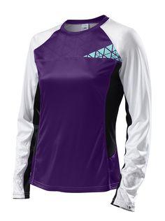 bike jersey long sleeve womens mountain - specialized