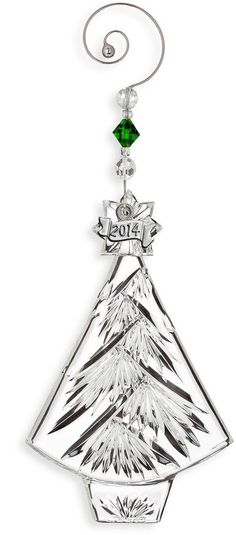 Waterford® 2014 Christmas Tree Ornament