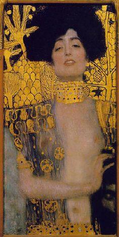 Gustav Klimt, Judith and Holofernes
