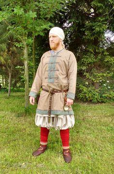 Frühe mittelalterliche Wikinger Rus wollene Tunika von GardarViking