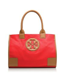 Mini Ella Tote- not usually a yellow fan, BUT like this one in red or yellow