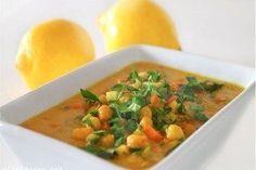 Spicy thaigryte med grønnsaker og kikerter - Elin Larsen