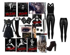 """""""cuz baby know we got bad blood"""" by lana21love ❤ liked on Polyvore featuring Chicas Fashion, Christian Louboutin, River Island, Charlotte Russe, NARS Cosmetics, Bling Jewelry and Mark Broumand"""