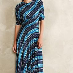Anthropologie Dresses - Anthropologie Wintertide dress by Plenty.