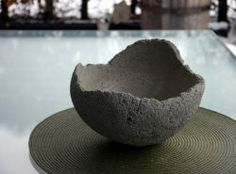 werkst cke aus beton on pinterest. Black Bedroom Furniture Sets. Home Design Ideas