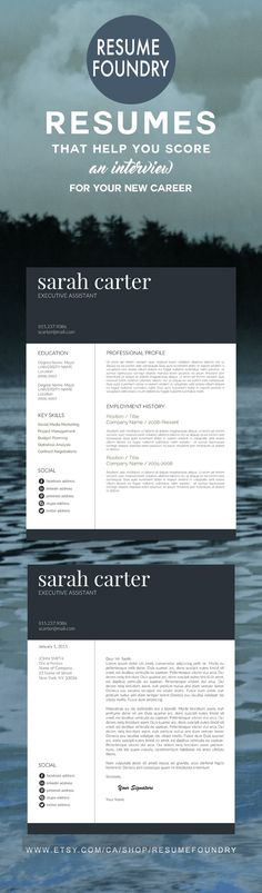 A beautiful background of Parisian Grey is used for this elegant - resume templates that stand out