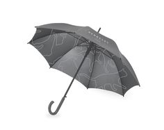 Just a classy cat umbrella. Construct — Berkeley Branding.