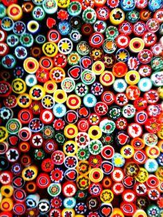 Krásna, farebná a pracná výroba s muránskym sklom    #colourfull #italia #murano #venezia #jewellery #fashion #czech #czechgirl