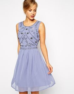 I kind of like this one too. Its a bit more purple and the design on the top might be distracting... but its pretty