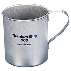 Evernew Titanium Mug 300ml >>> More info could be found at the image url. #CampingDishesandUtensils