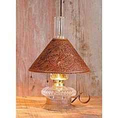 It S The Cracker Barrel Lamp Home Sweet Home