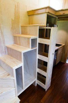 T.H. Design hidden dresser