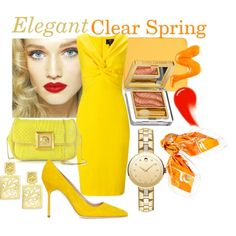 Elegant Clear Spring