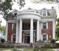 Historic Donnelly House Birmingham - Where my wedding reception was - beautiful!!!