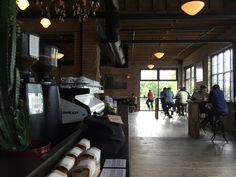Spyhouse Coffee and Eating Vegan in Minneapolis