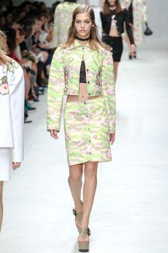 Carven   Spring 2014 Ready-to-Wear Collection   Style.com