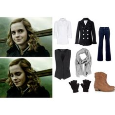 Hermione Granger Half Blood Prince (Outfit 7)