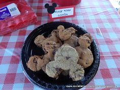 Running away? I'll help you pack.: Mickey Mouse Party ... Food Ideas