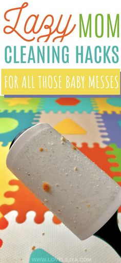 and baby breastfeeding LAZY MOM CLEANING HACKS! BABIES ARE MESSY! These are awesome tips for quicker and easier clean ups because if there's an easier way of doing something like cleaning after my super messy 1 year old, then I am so on board! Baby Outfits, House Cleaning Tips, Cleaning Hacks, Mom Hacks, Life Hacks, All You Need Is, First Time Parents, Thing 1, Mom Advice