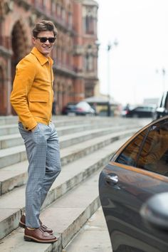 #ManAboutTown #LCM SS16