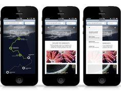 Noma North - Website on Behance
