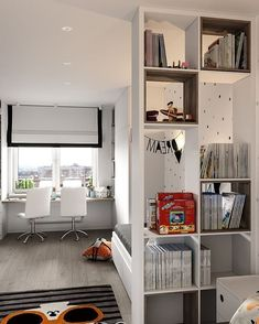 Kids Room Ideas For Girls Modern Shared Bedrooms New Ideas Home Room Design, Kids Room Design, Interior Design Living Room, Boys Room Decor, Home Decor Bedroom, Kids Bedroom, Cool Kids Rooms, Kids Room Organization, Teenage Room
