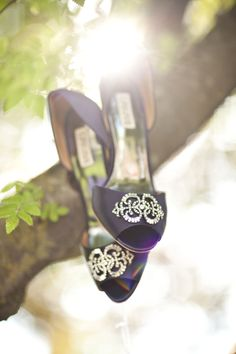 Mississauga Convention Centre Wedding   Maggie and Jay   Purple wedding shoes for our South Asian bride :) #torontoweddingphotographer #weddingphotography #weddingshoes ~ http://www.focusproduction.ca/wedding-photography-videography/maggie-jay/