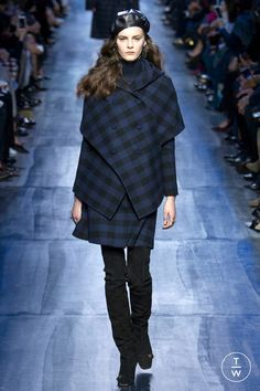 Christian Dior - Fall/Winter 2017 - Look 13