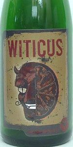 Witicus Double Rye Wit