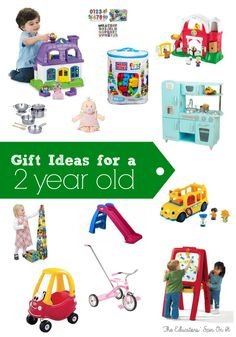 Birthday Gift Ideas For Two Years Old